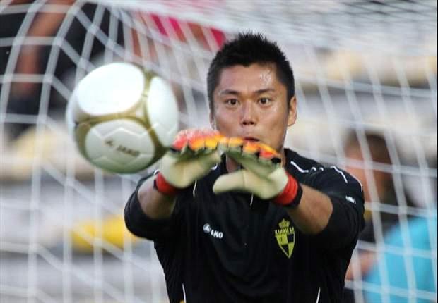 Kawashima expresses desire to leave Belgium, denies chance of a J-League return