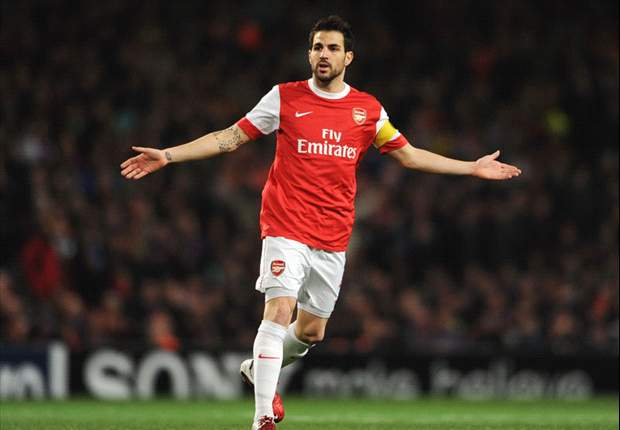 Cesc Fabregas is not an AC Milan target and I think he will stay at Arsenal - Adriano Galliani