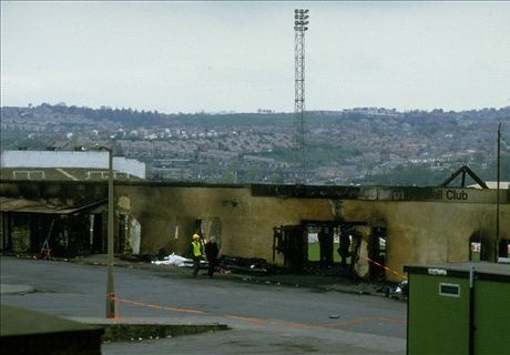 Bradford City fire claims are 'nonsense'