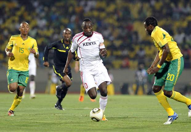 Oliech, Wanyama, Mandela available for South Africa friendly on October 16