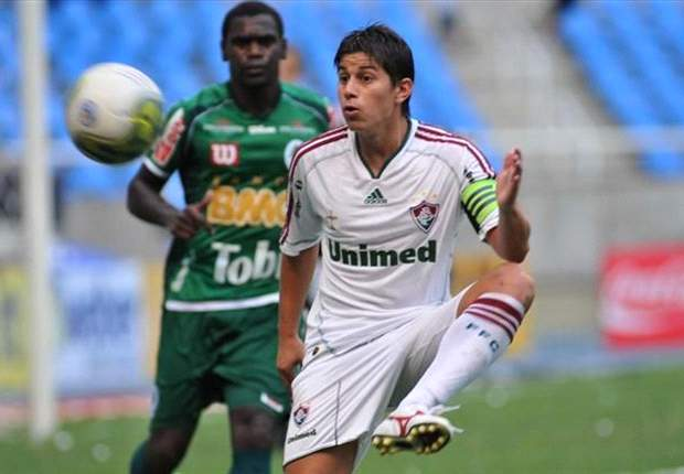 Fluminense's Dario Conca to become third-highest paid player in the world at Guangzhou Evergrande - report
