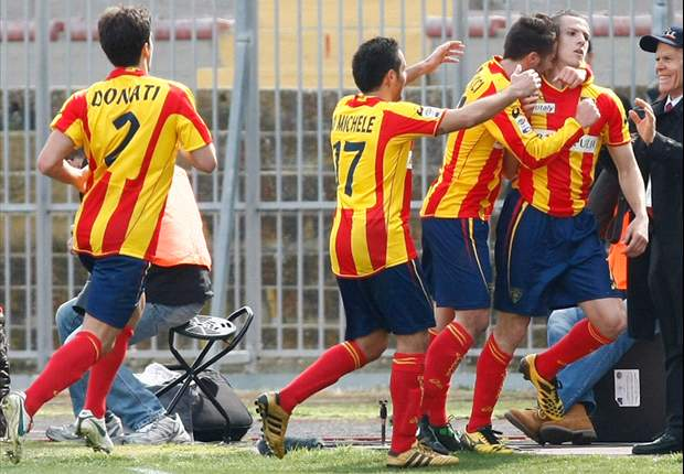 Lecce 2-0 Juventus: Mesbah And Bertolacci Sink Ten Man Bianconeri