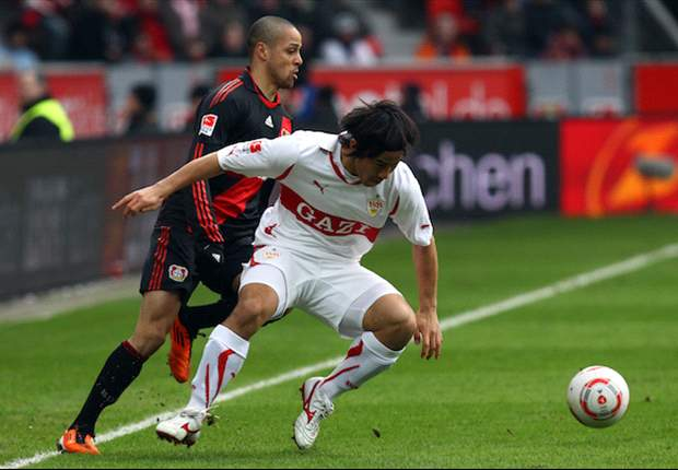 Bayer Leverkusen 4-2 Stuttgart: Kiessling Celebrates 200th Bundesliga Game With Double Strike