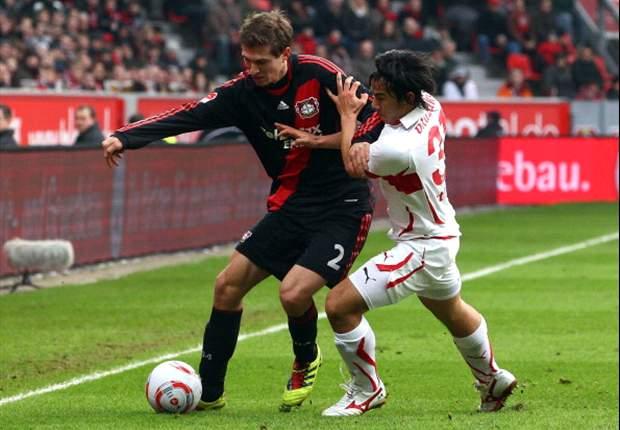 Leverkusen stoot Bayern van de tweede plaats