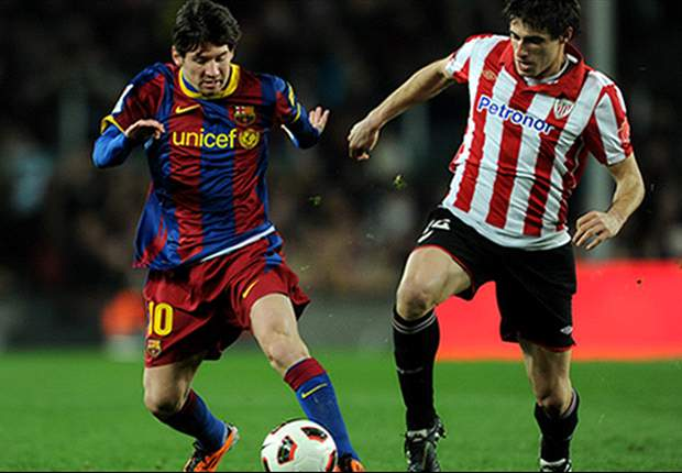 Barcelona 2-1 Athletic Bilbao: Messi To The Rescue As Barcelona Down Bilbao