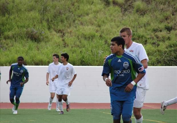En Route: Seattle Sounders Academy's DeAndre Yedlin