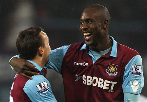I will stay at West Ham despite Carroll arrival - Carlton Cole