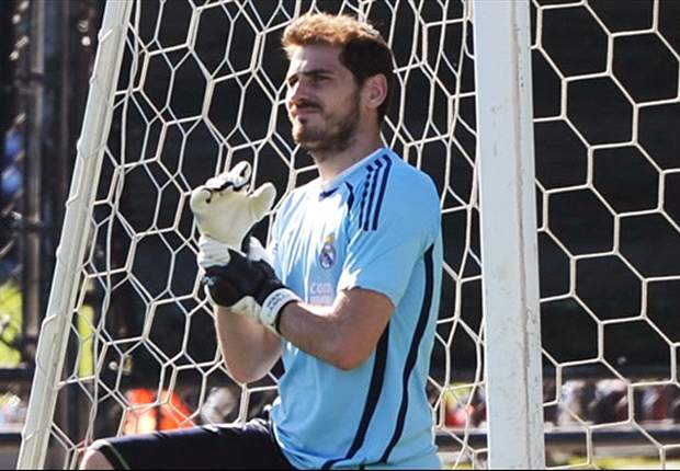 Real Madrid's Iker Casillas Proud Of Team's Defensive Record