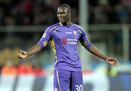 Babacar is Fiorentina saviour