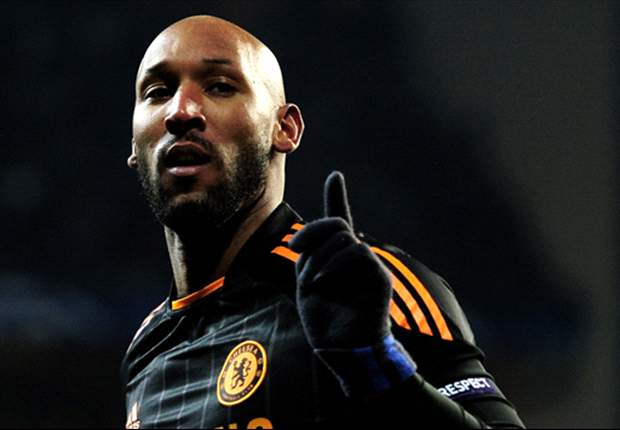 Andre Villas-Boas believes Nicolas Anelka wants to leave Chelsea