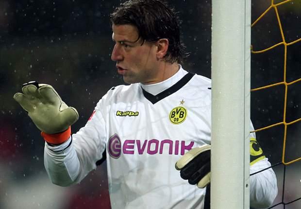 Roman Weidenfeller renueva con el Dortmund