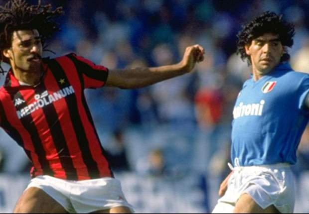 Maradona, Gullit & Van Basten Missing, But Napoli-AC Milan Clash Renews Scudetto Rivalry Of The Past