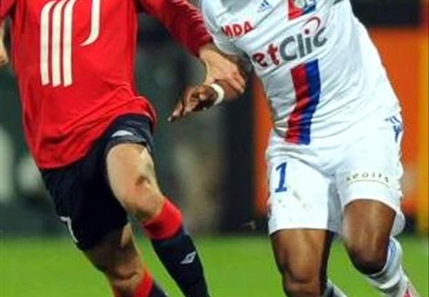 Lille 1-1 Lyon: Kim Kallstrom Salvages A Point For Les Gones