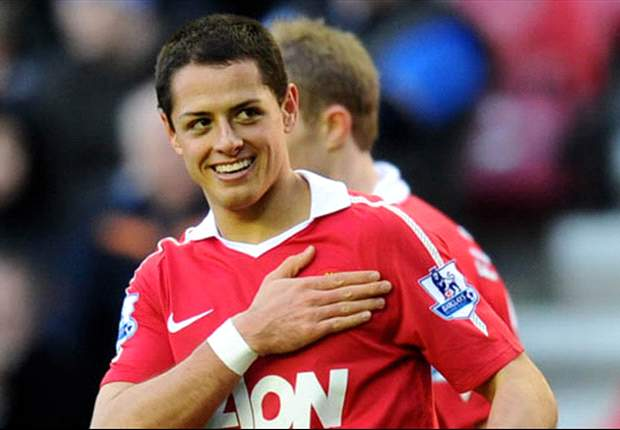 Sir Alex Ferguson stunned by impact of Chicharito in first Manchester United season