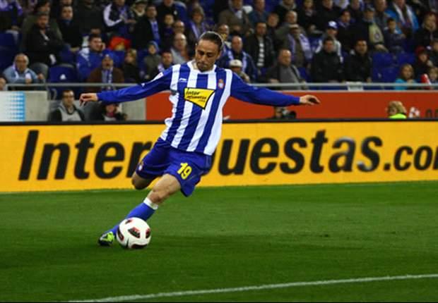 Sergio García hace posible la victoria del Espanyol