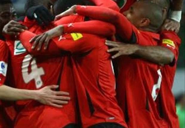 Olympique Lyonnais 1-1 Stade Rennes: Ten-Man Visitors Snatch Late Equaliser