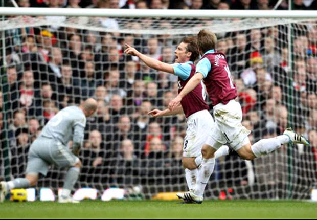 West Ham 3-1 Liverpool: Scott Parker, Demba Ba & Carlton Cole Strike Stunning Blow For Hammers To Climb Off Bottom Spot In The Premier League