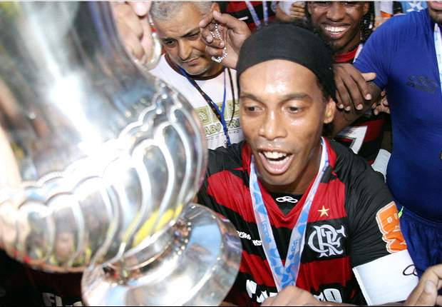 Ronaldinho Ke LA Galaxy?