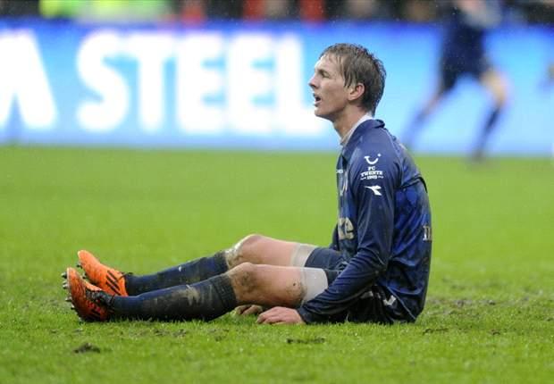 Luuk de Jong injury less serious than first feared
