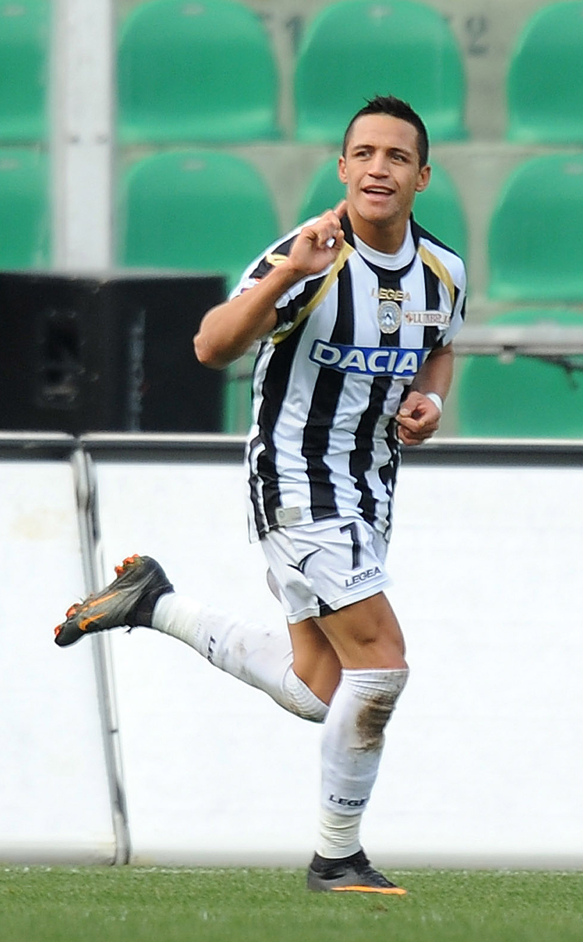 Alexis Sanchez - Udinese (Getty Images)