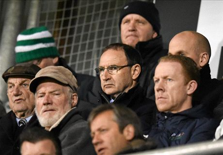 O'Neill watches Massey in Tallaght