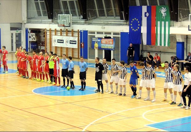 Prva finalna tekma domačega futsal prvenstva je prinesla zmago