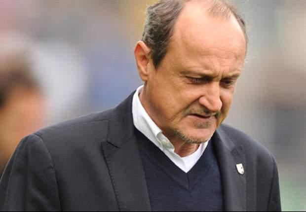 Palermo's Delio Rossi to discuss future next week with president Maurizio Zamparini following Coppa Italia loss to Inter