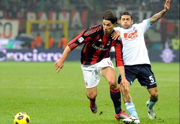 Milan-Napoli: Ujian Berat Lagi