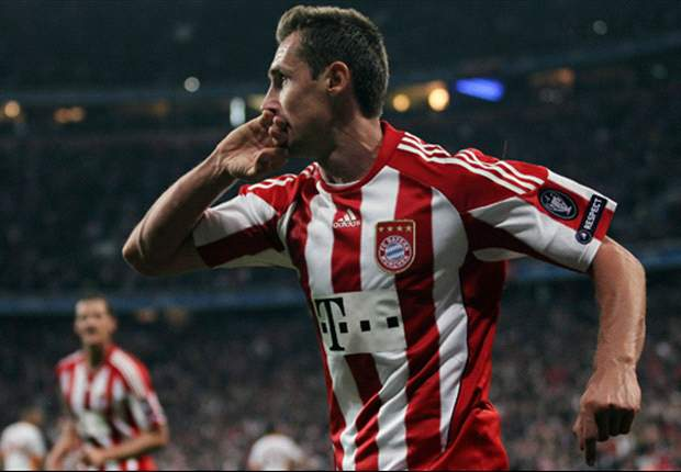 AC Milan & Valencia ponder swoop for Bayern Munich's Miroslav Klose - reports