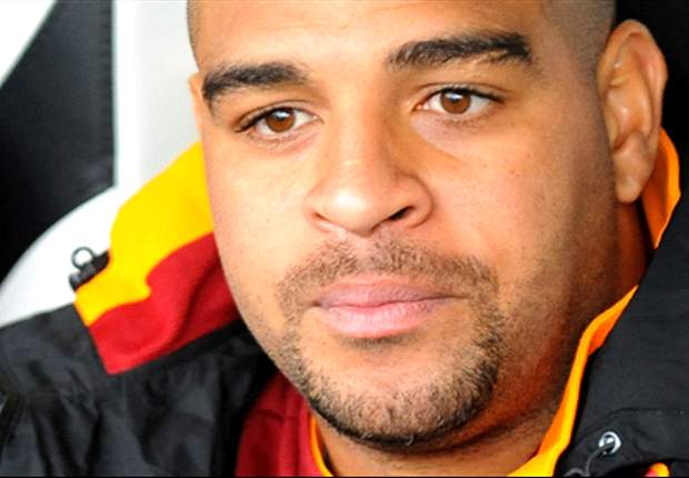 Adriano admits he contemplated retirement after latest injury setback