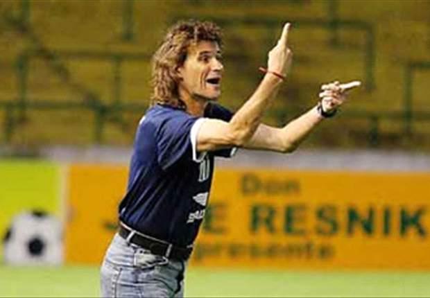 Insúa habló de las aspiraciones de Deportivo Quito