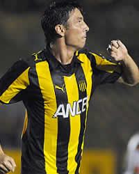 J. Olivera, Uruguay International