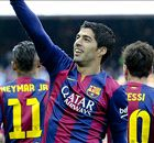 Suarez & Messi strike crucial blow