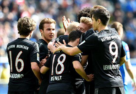 Victory gets Bayern back on track