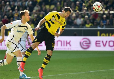 Dortmund end tough week on a high