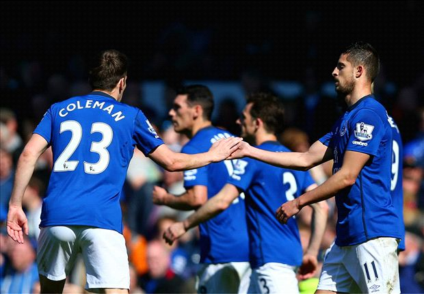 Everton 1-0 Burnley: Mirallas bags Toffees winner and avoids red card