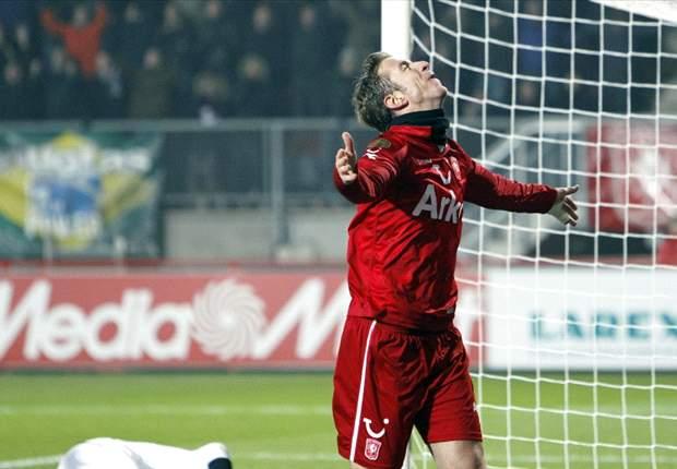 Twente 1-0 Utrecht: Marc Janko Fires Tukkers Into KNVB Beker Final