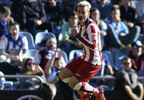LIVE: Deportivo 1-2 Atletico Madrid