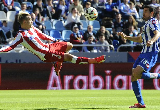 Deportivo 1-2 Atletico Madrid: Griezmann double enough for Simeone's men