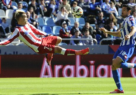Red-hot Griezmann sees off Deportivo