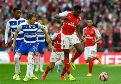 LIVE: Reading 1-1 Arsenal