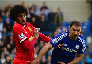 Chelsea v Man Utd: Giants renew hostilities