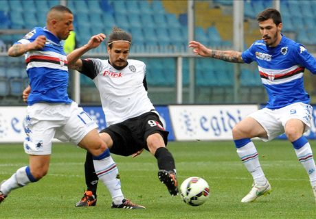 Samp-Cesena LIVE! 0-0, gara bloccata