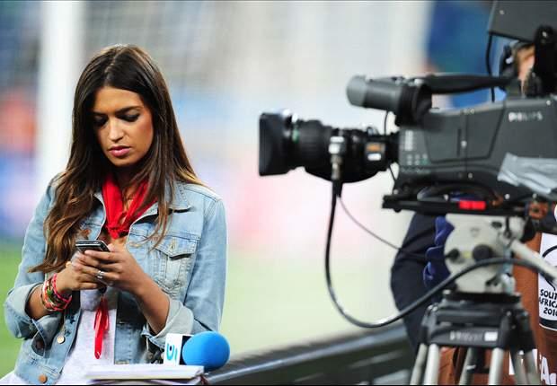 Sara Carbonero y sus 600.000 euros anuales: Las parodias de Mourinho, Guardiola y Toquero especulan con el sueldo de la periodista