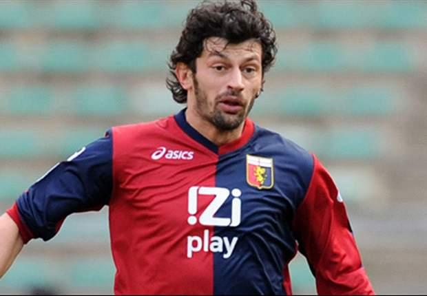 Genoa's Kakha Kaladze announces retirement from football