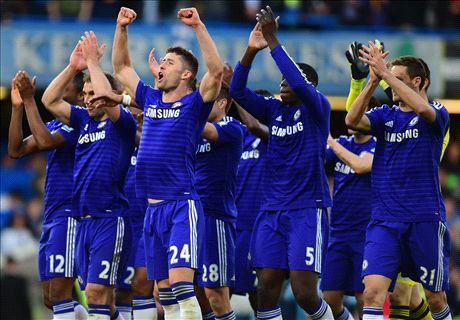 In Pictures: Hazard inspires Chelsea win