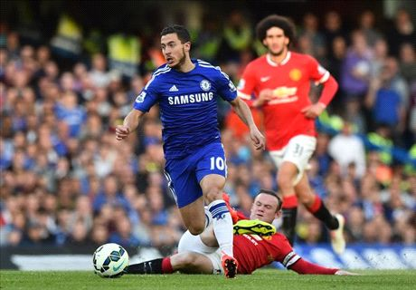 Hazard sends Chelsea 10 points clear