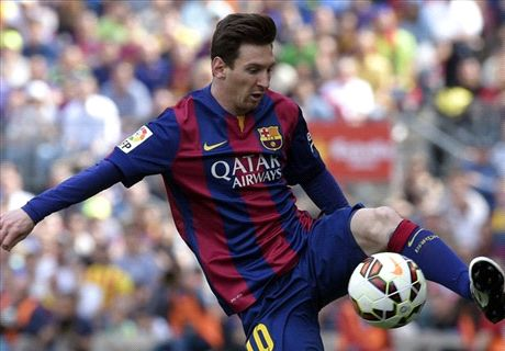 Anything possible with magician Messi