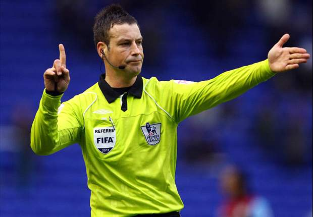 Mark Clattenburg to referee men's Olympic final