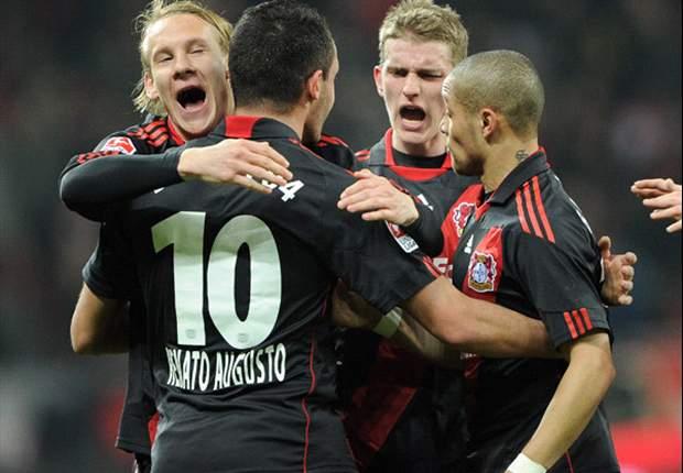 Benamkan Wolfsburg, Leverkusen Mantap Di Posisi Kedua